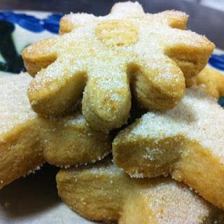Rice Flour Shortbread Cookies Recipes