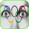 Frequencies of Olympic Games icon