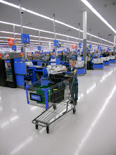 Photo: Kiddo pushed the cart out of the store for me as well, such a gentleman