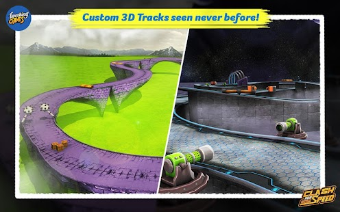 Clash for Speed – Xtreme Combat Racing Screenshot