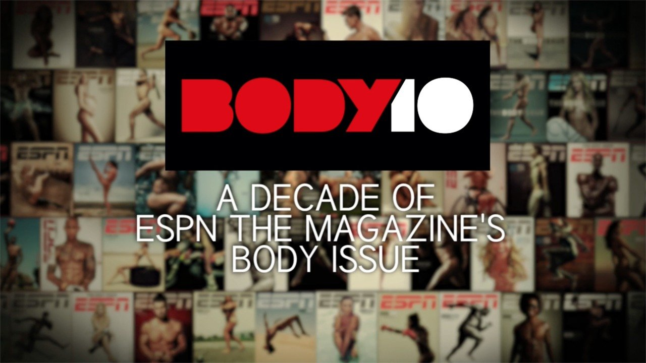 Watch Body 10: A Decade of ESPN The Magazine's Body Issue live