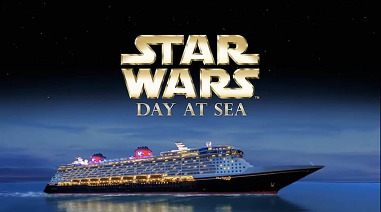 Disney Cruise Line Guests To Get First Look At New Star Wars - Cruise ship movie