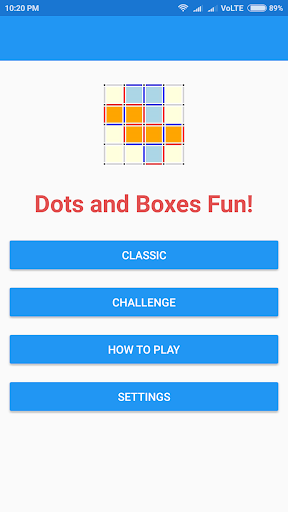 Dots and Boxes Fun 2.4 screenshots 1