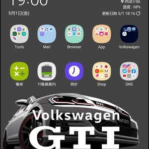 ゴルフ7 GTI  2018 GOLF GTI MK7.5  Dynamic DSGのカスタム事例画像 miramax-films(通り名⋮マーチ)さんの2020年05月01日13:34の投稿