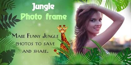 Jungle Photo Frames - screenshot thumbnail 01