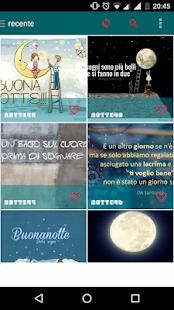 Buonanotte - immagini - náhled