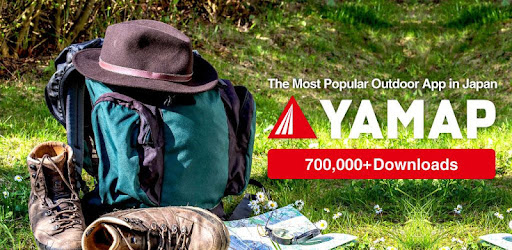 YAMAP is The Most Popular Outdoor App in Japan.