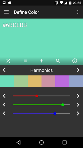 Color Reference. Colors, palettes and wallpapers! 19.0 screenshots 2