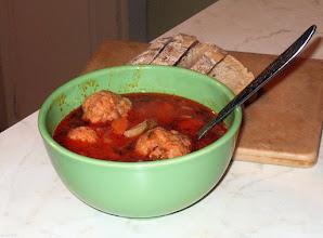Photo: Zupa z gałkami mięsnymi (17)