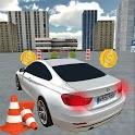 City Prado Car Parking 2021 - Parking Game icon