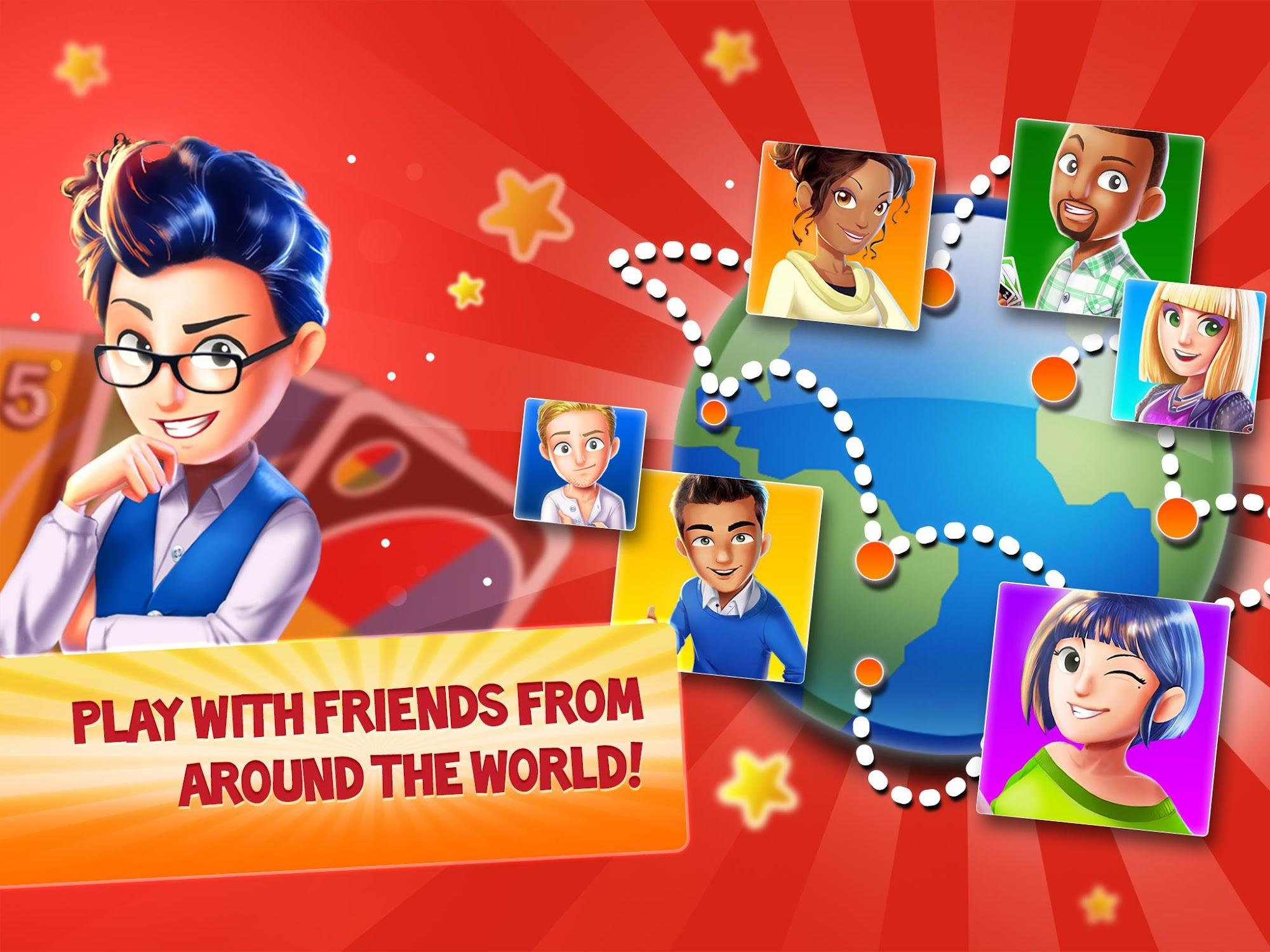 UNO ™ & Friends screenshot #2