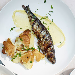 Grilled Sardines with Aioli Recipe