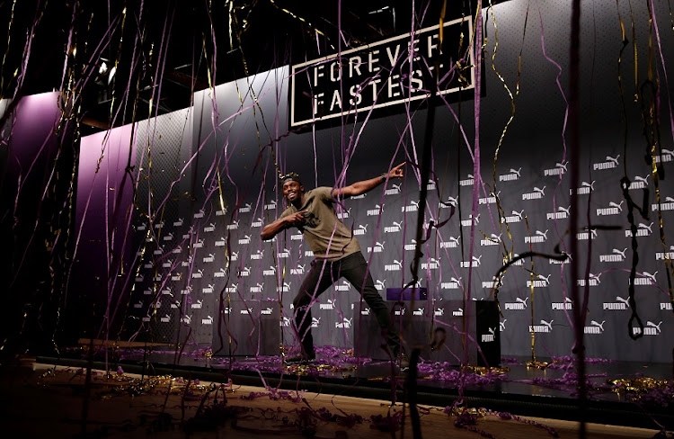 Usain Bolt. Picture: MATTHEW CHILDS/REUTERS
