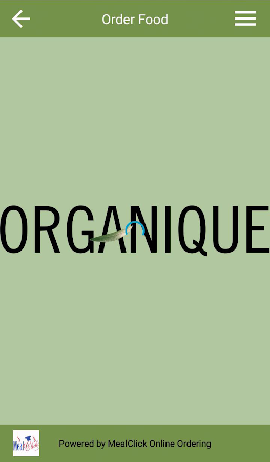 Organique- screenshot