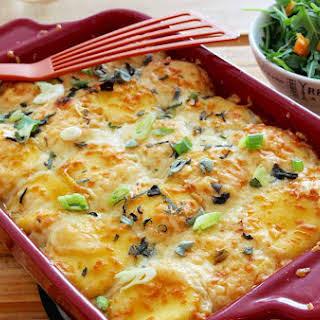 Mashed Potato Lasagna.