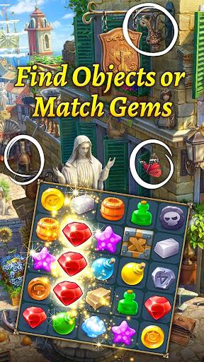 Hidden Treasures: Hidden Object & Match-3 Puzzle 1.11.800 screenshots 3