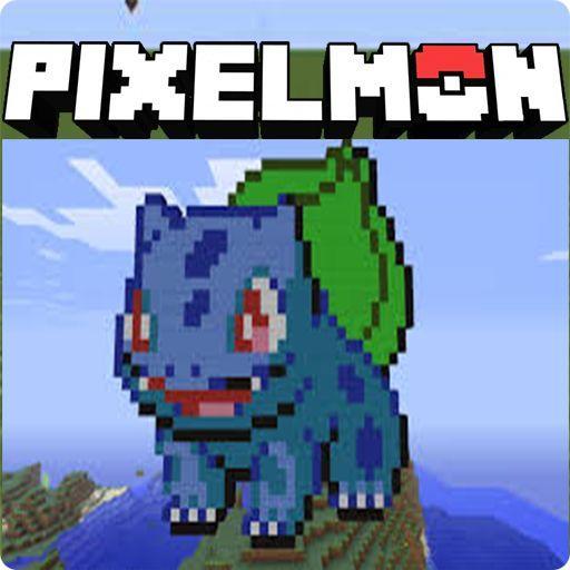 角色扮演App|Pixelmon mode:craft go pe LOGO-3C達人阿輝的APP