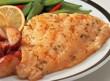 Butter Sauce On Fish Recipe