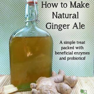 Natural Ginger Ale.