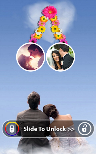 Love Couple Screen Lock