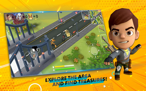 Treasure Wars filehippodl screenshot 8