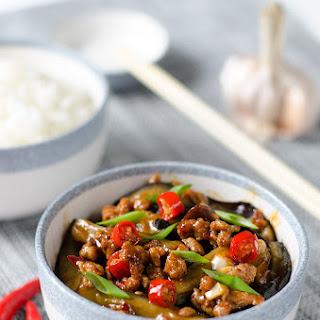 Szechuan Spicy Eggplant (鱼香茄子).