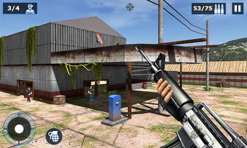 Combat Shooter 2 Modern FPS Shooting Warfare 2020 MOD (No Ads) 3