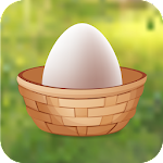 Easter Egg Toss Icon