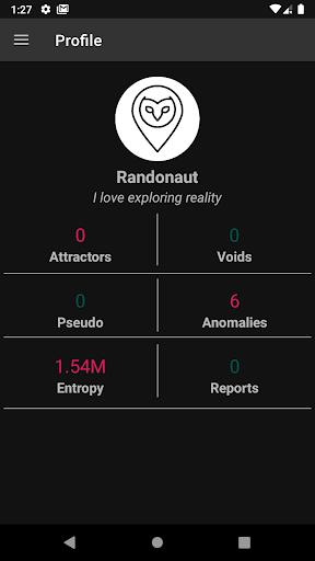 Randonautica 1.0.16 screenshots 6