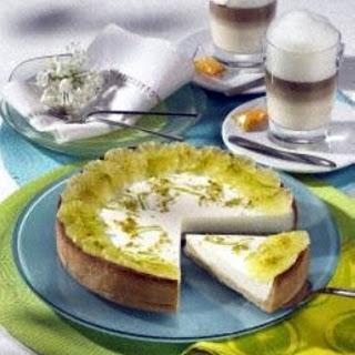 Limetten-Torte (Diabetiker)