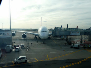 Photo: Aéroport de Roissy