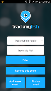 Track My Fish - Citizen Science Edition- screenshot thumbnail