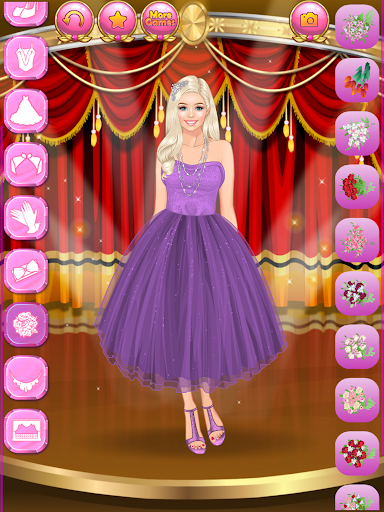 Red Carpet Dress Up Girls Game apktram screenshots 11