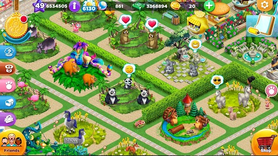 ZooCraft: Animal Family Mod Apk 9.3.1 (A Lot of Currencies) 7
