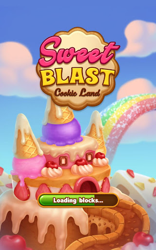 Sweet Blast: Cookie Land android2mod screenshots 21