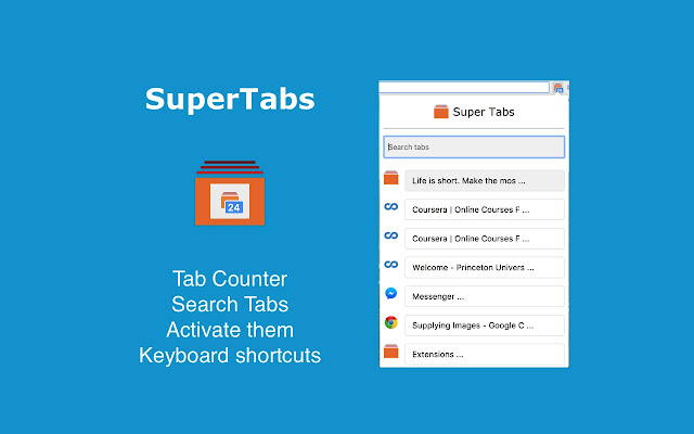 SuperTabs