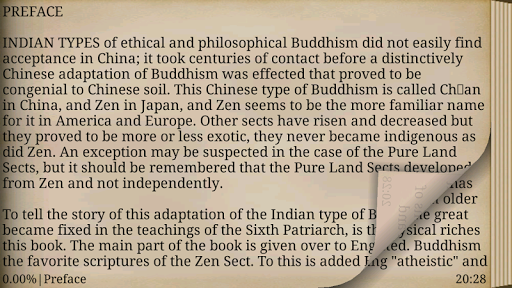 A Buddhist Bible 1.0 screenshots {n} 5
