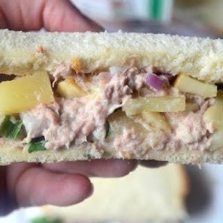 Hawaiian Tuna Salad.