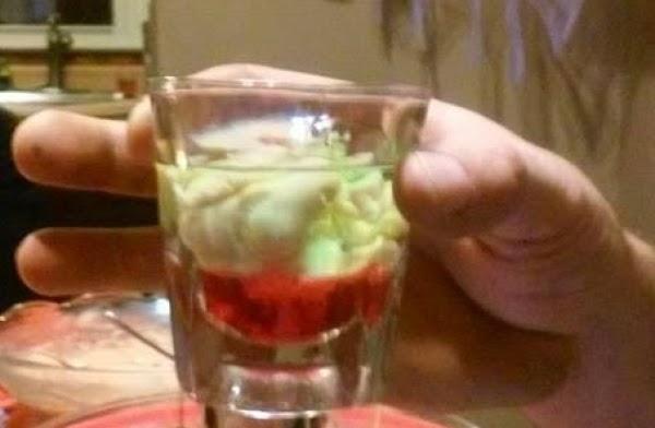Brain Hemorrhage Shot Recipe