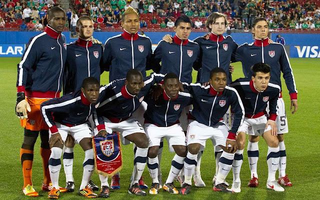 US Soccer Tab