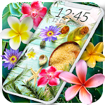 Tropical Flowers 3D Live Wallpapers