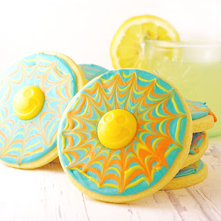 Sunshine Lemonade Cookies