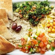 Vegan Mezze Platter