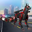 US Police Transform Robot Car Cop Dog: Robot game