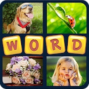 Guess the word: 4 pics 1 word
