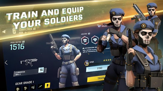 Tom Clancy's Elite Squad Apk Download For Android and Iphone 2