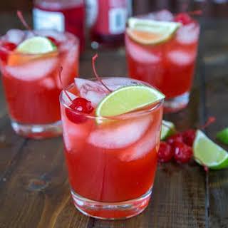 Cherry Limeade Margarita.