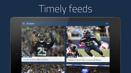 Seattle Football-Seahawks News - náhled