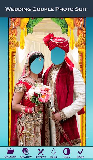 Wedding Couple Photo Suit 1.1 screenshots 1