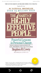 The 7 Habits of Highly Effective People PDF Book Mod Apk Download For Android 4